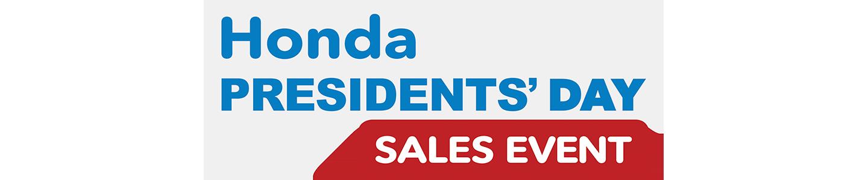 Honda President's Day