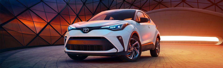 Test Drive The New 2020 Toyota C-HR In New Iberia, LA