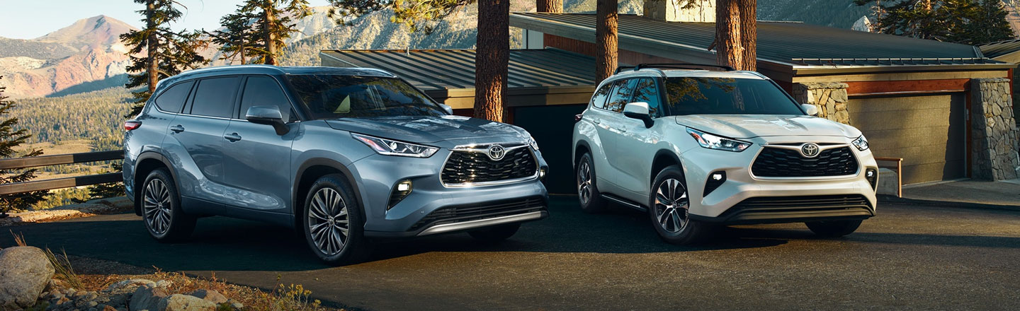 Test Drive The New 2020 Toyota Highlander In New Iberia, LA