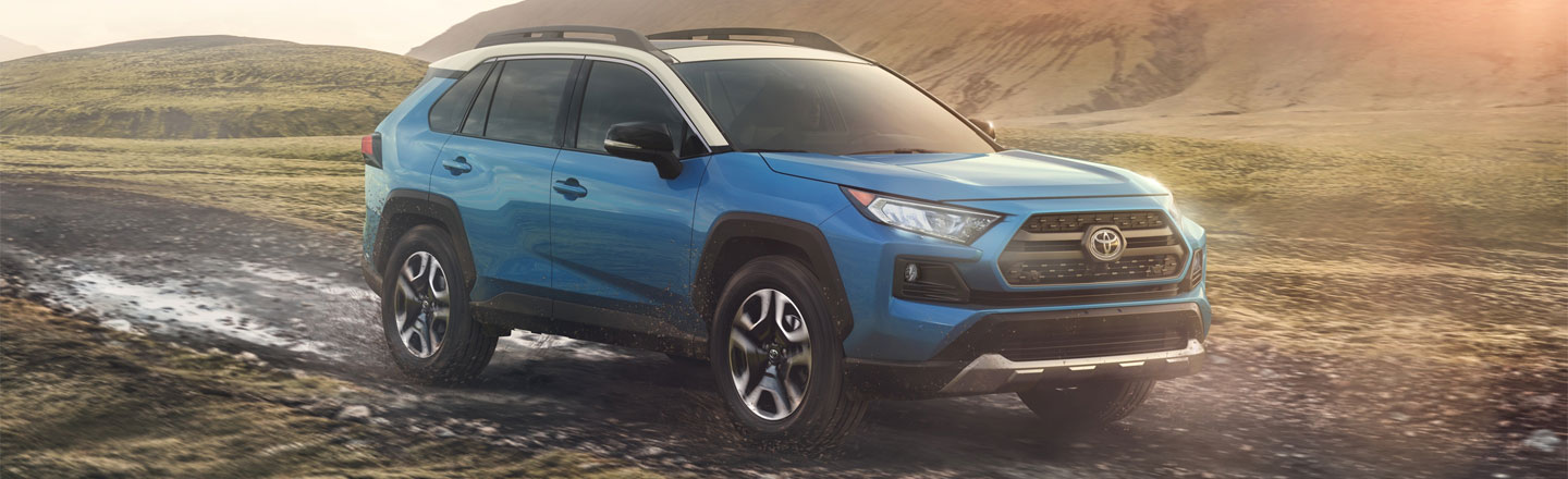 Test Drive The New 2020 Toyota RAV4 In New Iberia, LA