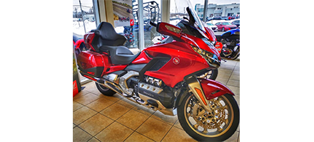 2018 NEW GOLD WING GL 1800
