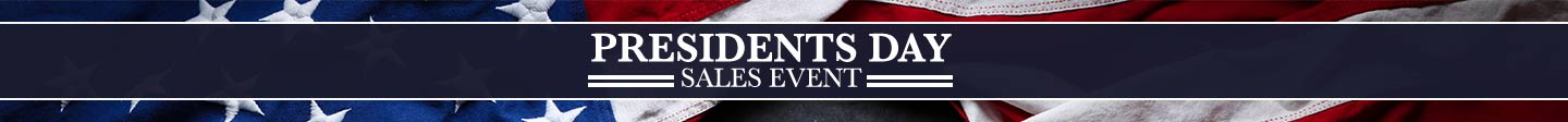 Premier Automotive Presidents Day Sales Event
