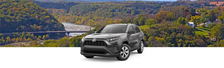 Our Iron Mountain, MI, Toyota Dealer Has The Spirited 2020 RAV4