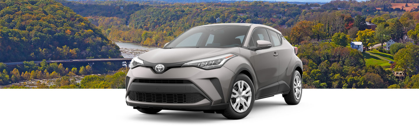 Change Up Your Driving Game With A Bergeron Toyota 2020 C-HR