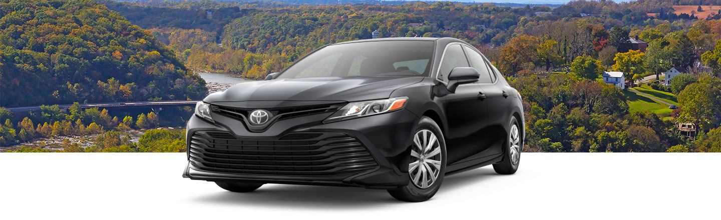 Discover The Newly Released 2020 Toyota Camry In Iron Mountain, MI