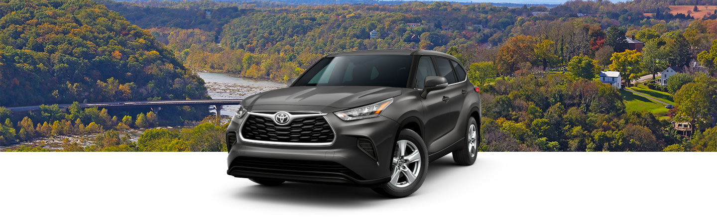 Introducing The All-New 2020 Toyota Highlander In Iron Mountain, MI