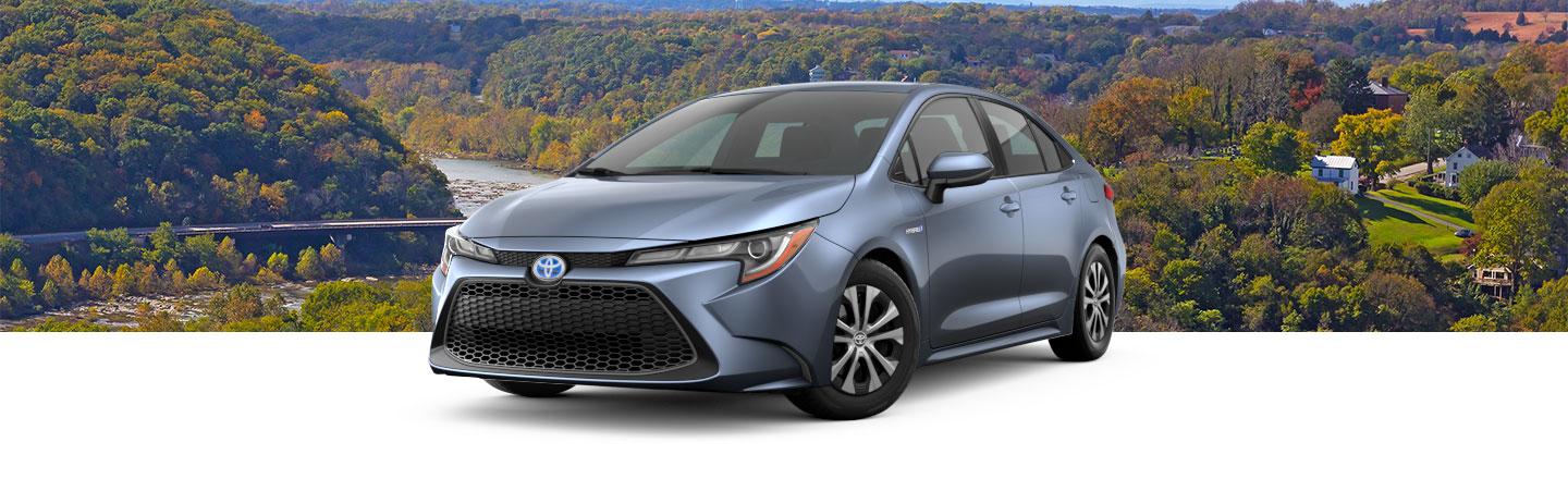 Meet The First-Ever 2020 Toyota Corolla Hybrid In Iron Mountain, MI