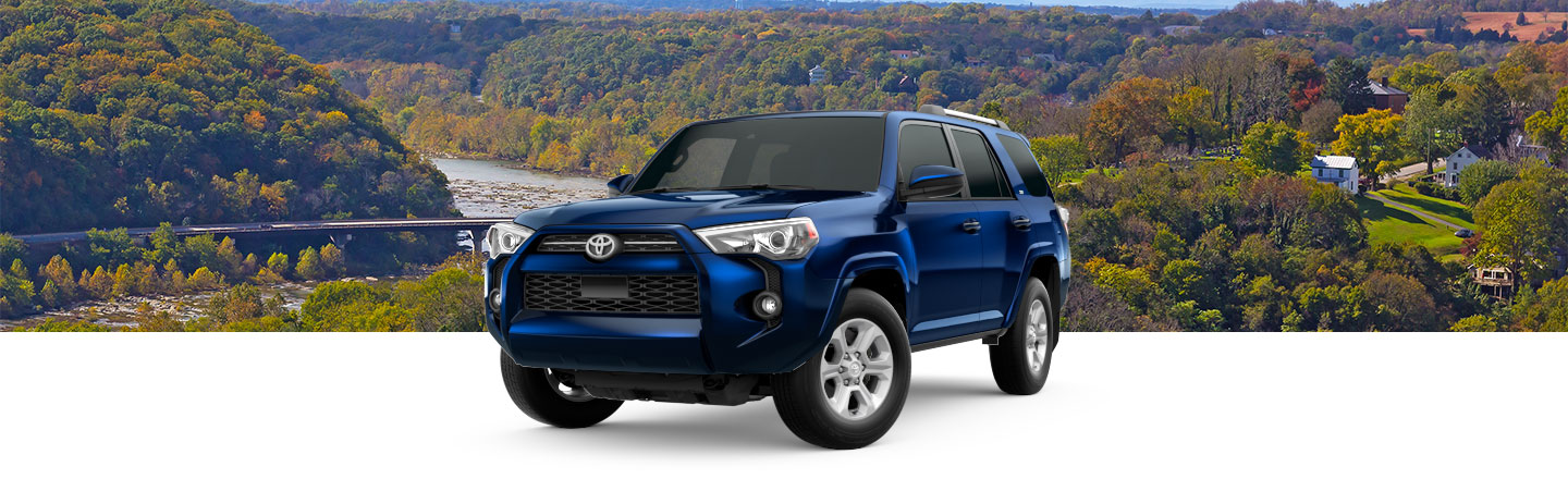 The 2020 4Runner Has Arrived At Our Iron Mountain, MI, Toyota Dealer