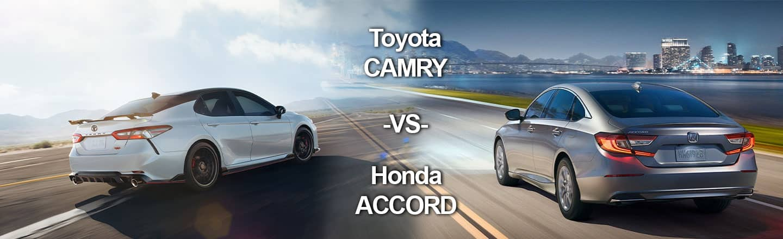 toyota camry vs honda accord - Shottenkirk Toyota Granbury Granbury, TX