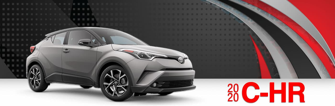 2020 C-HR On Road at Stevinson East Toyota