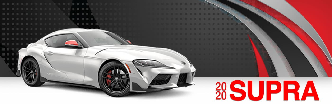 2020 Supra On Road at Stevinson East Toyota