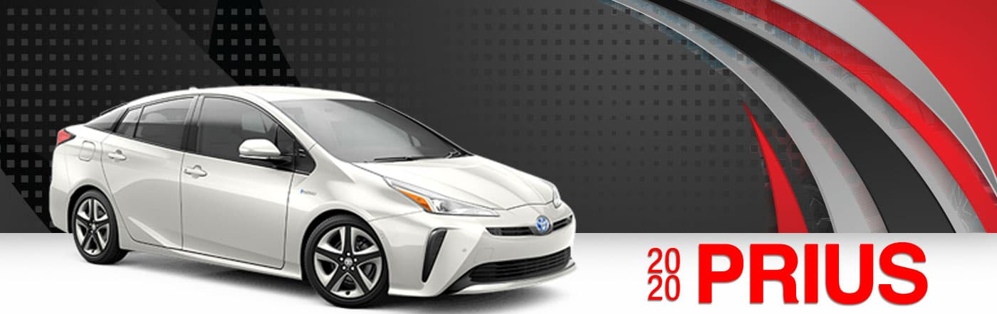 2020 Prius On Road at Stevinson East Toyota