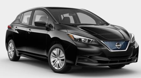 2020 Nissan<br> Leaf S