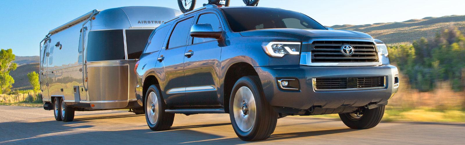 2020 Toyota Sequoia SUV Models For Sale In Grenada, Mississippi