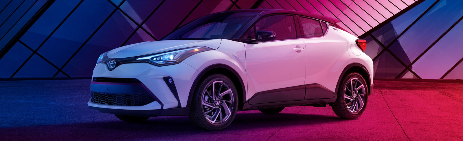 All New 2020 Toyota C-HR for Sale at Future Toyota of Yuba City