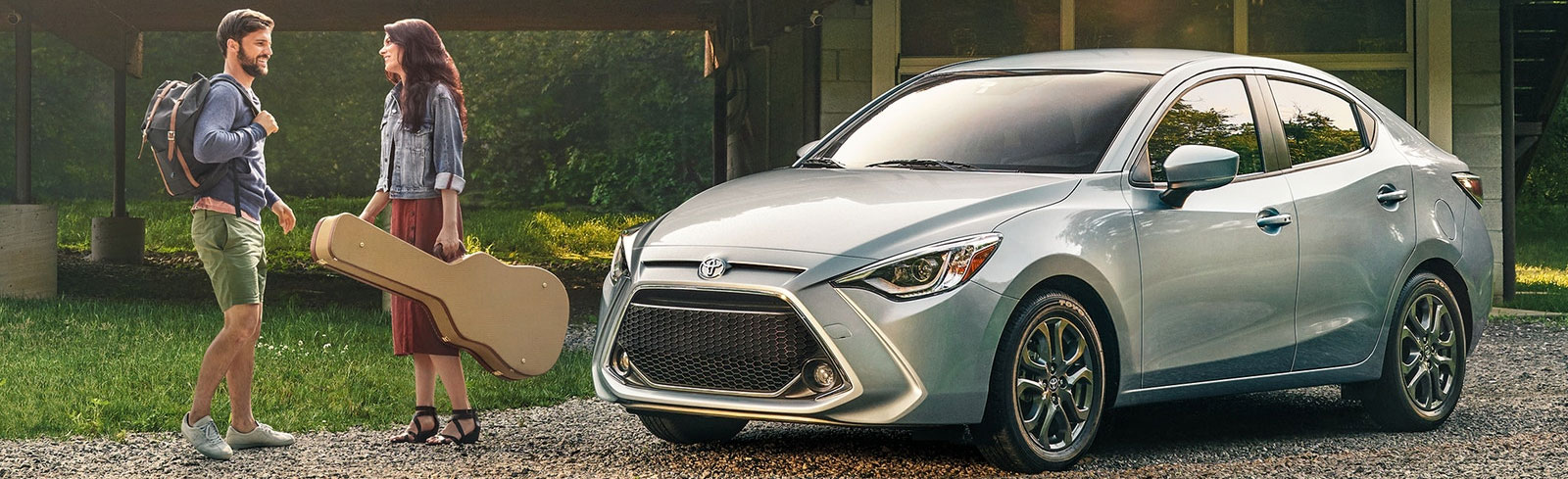 All New 2020 Toyota Yaris for Sale at Future Toyota of Yuba City