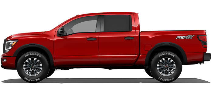 Compare the 2020 Nissan Titan Lineup