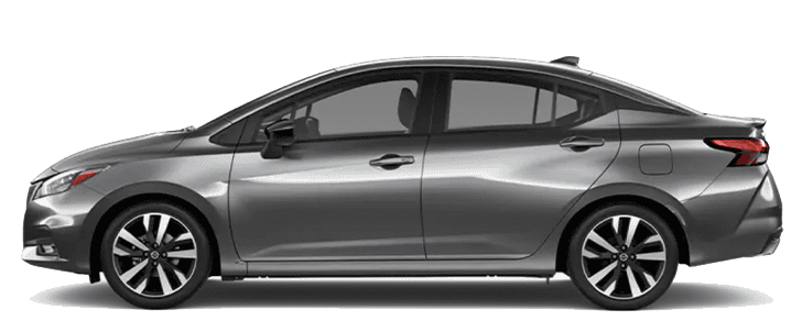 Compare the 2020 Nissan Versa Lineup