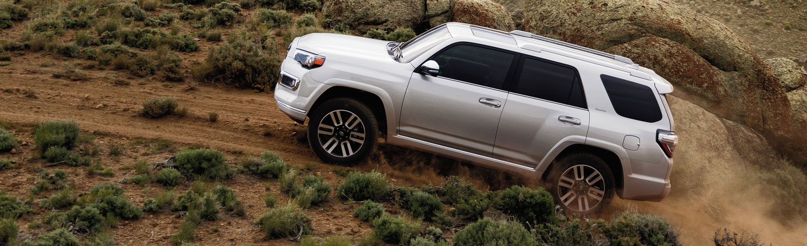 2020 Toyota 4Runner SUV in Cleveland, Ohio, at Motorcars Toyota