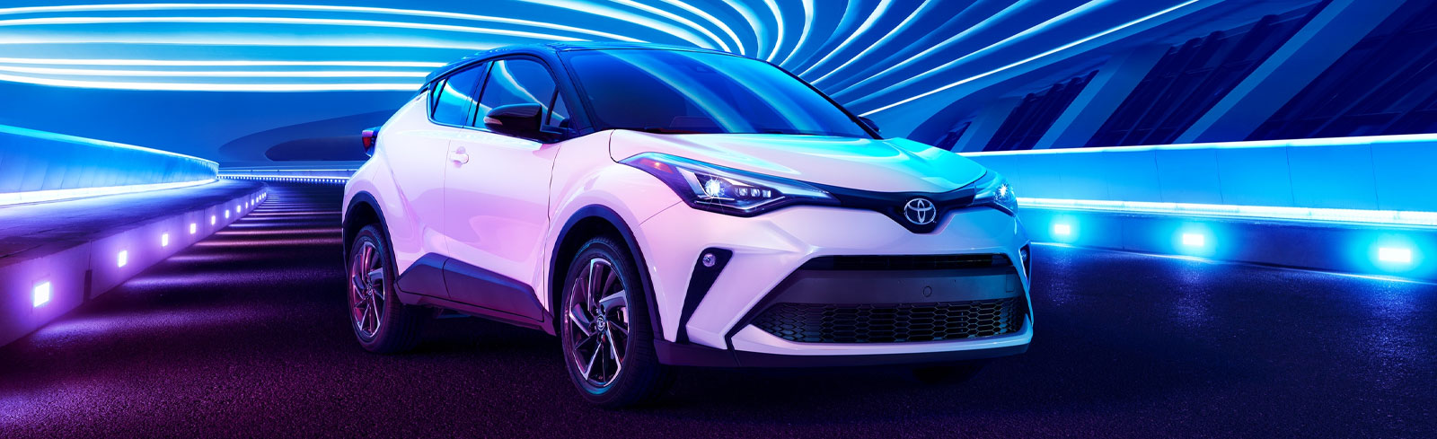 2020 Toyota C-HR Crossover in Cleveland, OH, near Cleveland Heights
