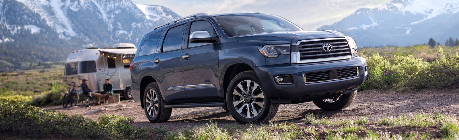 2020 Toyota Sequoia SUV in Cleveland, near Cleveland Heights, OH