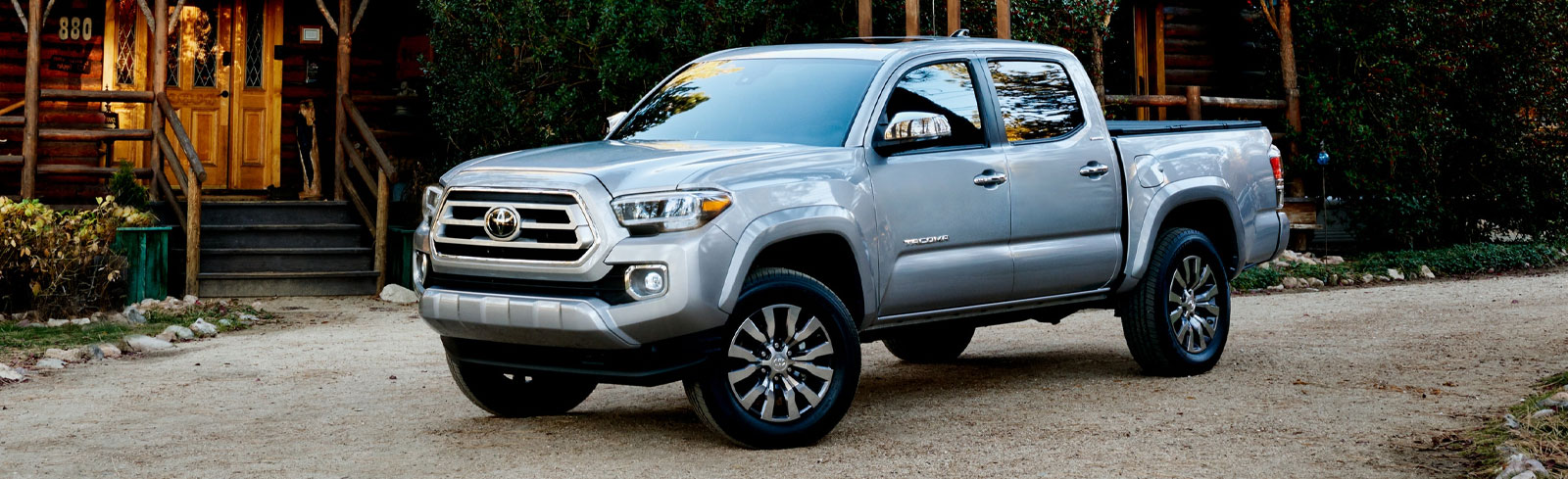 2020 Toyota Tacoma Truck in Cleveland, OH, at Motorcars Toyota