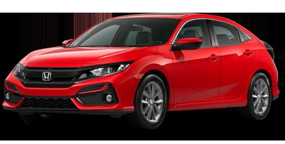 2020 Civic Hatchback EX AT