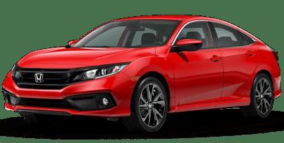 2020 Civic Sport Automatic