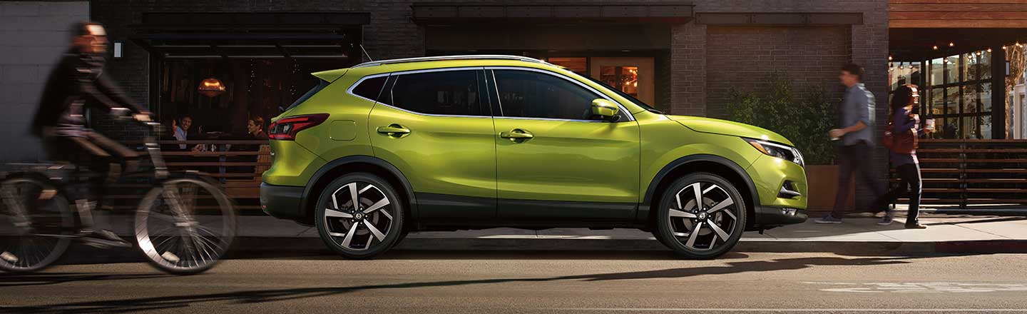 Introducing The 2020 Nissan Rogue Sport In Pompano Beach, Florida