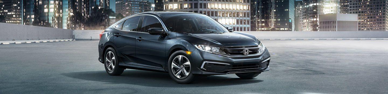 2020 Honda Civic At Our Paris, TX, Auto Dealer