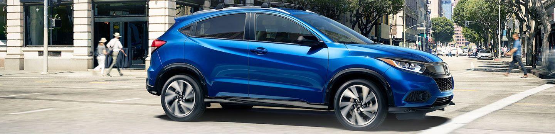 The 2020 Honda HR-V Has Arrived At Our Paris, Texas, Auto Dealer