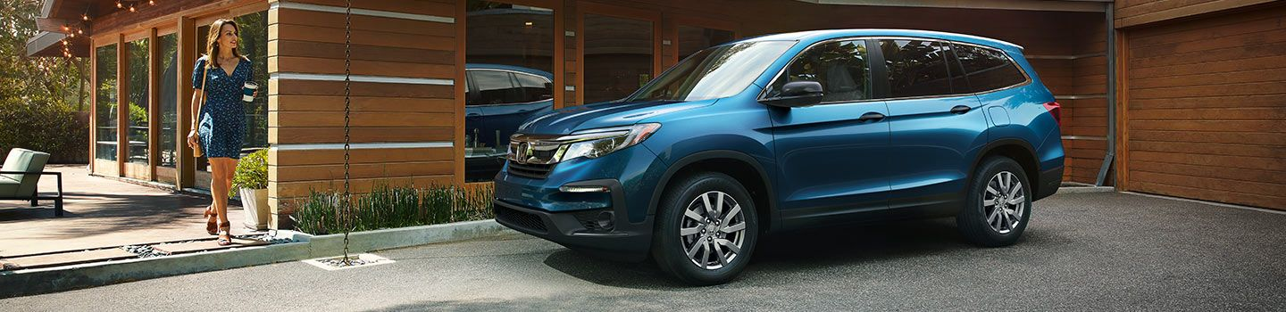 2020 Honda Pilot Mid-Size SUV Models For Sale In Paris, Texas