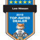 Carfax 2019 Top-Rated Dealer