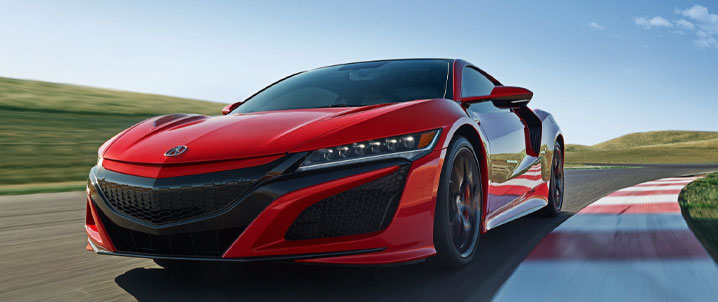 Take the NSX Home With You