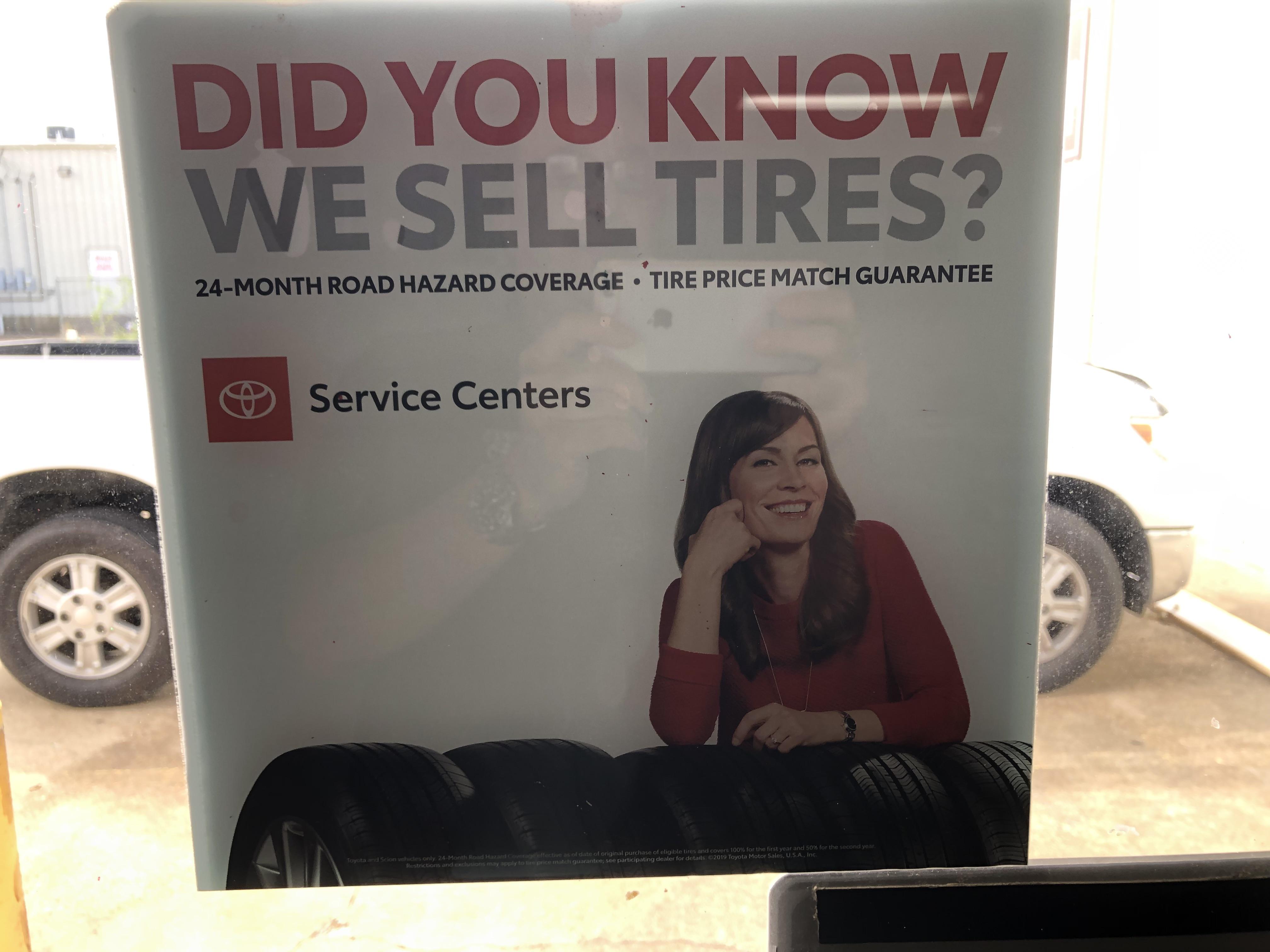 Tire Special Deals!