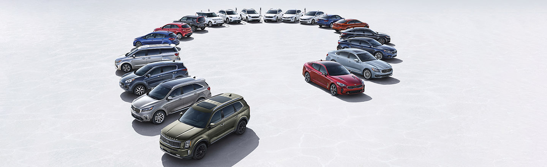 Kia Line Up