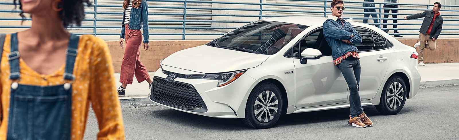 First-Ever 2020 Toyota Corolla Hybrid in Oklahoma City, Oklahoma