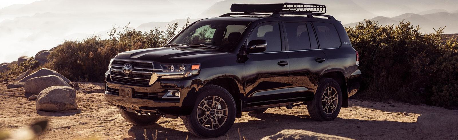 2020 Toyota Land Cruiser in Oklahoma City, near Edmond, OK