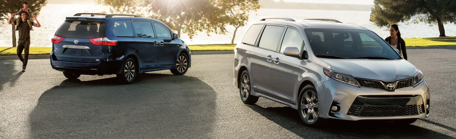 See the 2020 Toyota Sienna Minivan in Oklahoma City, Oklahoma