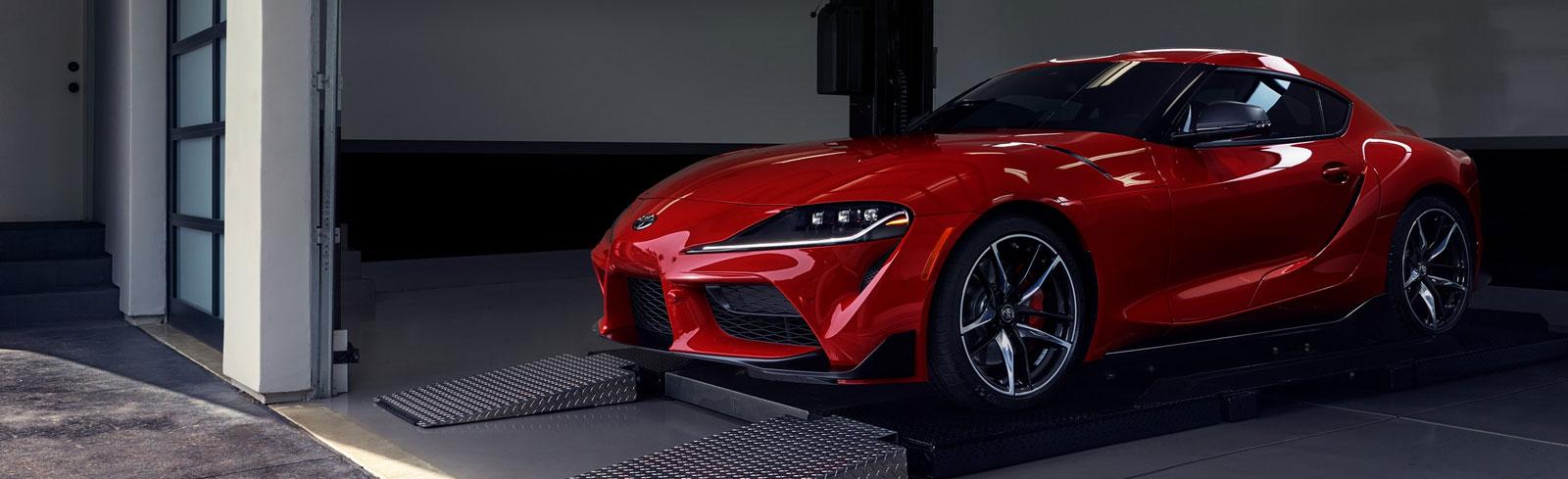 2020 Toyota GR Supra Sports Car in Oklahoma City, near Edmond, OK