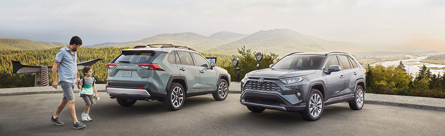 Experience the New 2020 Toyota RAV4 SUV in Venice, Florida