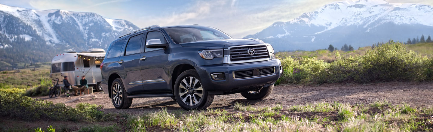 Discover the New 2020 Toyota Sequoia SUV in Venice, Florida