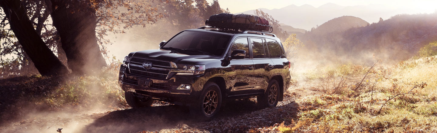 Check Out the New 2020 Toyota Land Cruiser in Venice, Florida