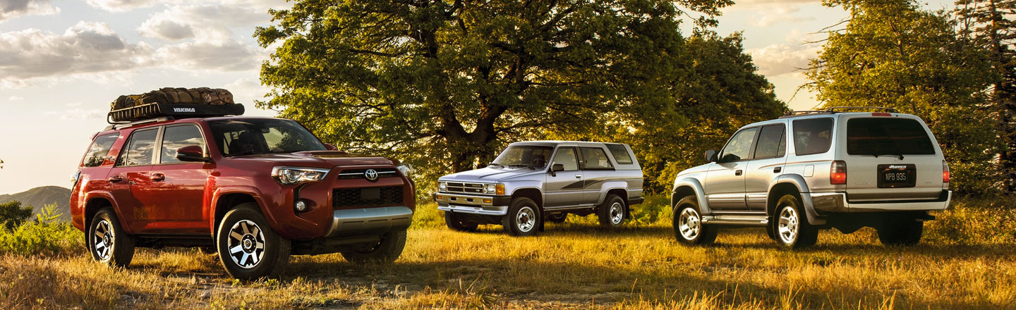 Find Your New 2020 Toyota 4Runner SUV in Venice, Florida