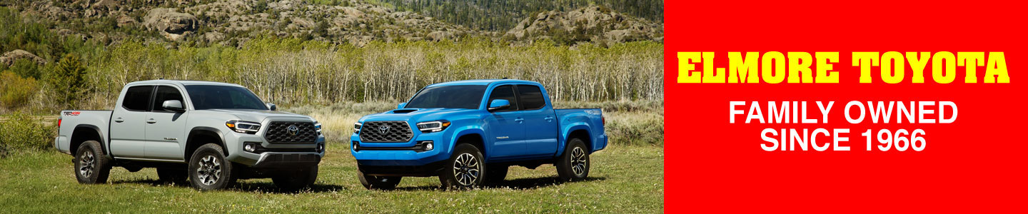 Discover The New 2020 Toyota Tacoma Near Santa Ana, California