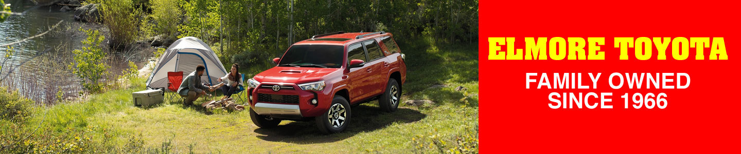 Test Drive The New 2020 Toyota 4Runner SUV At Elmore Toyota