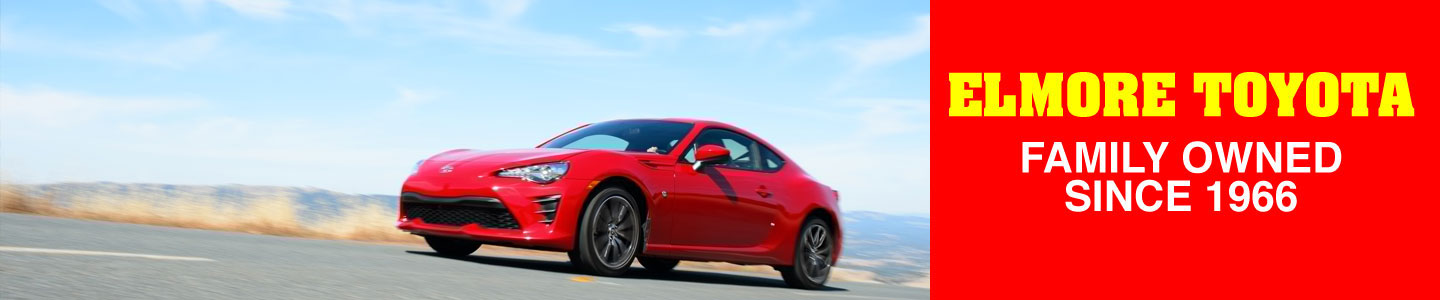 Schedule A Test Drive OF The New 86 At Elmore Toyota Near Irvine, CA