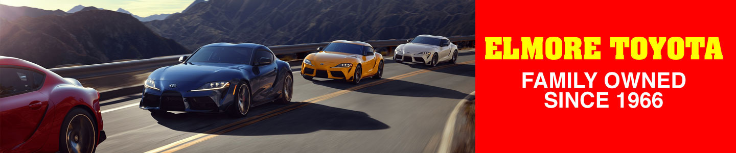 Shop For The 2020 Toyota GR Supra At Elmore Toyota Near Irvine, CA