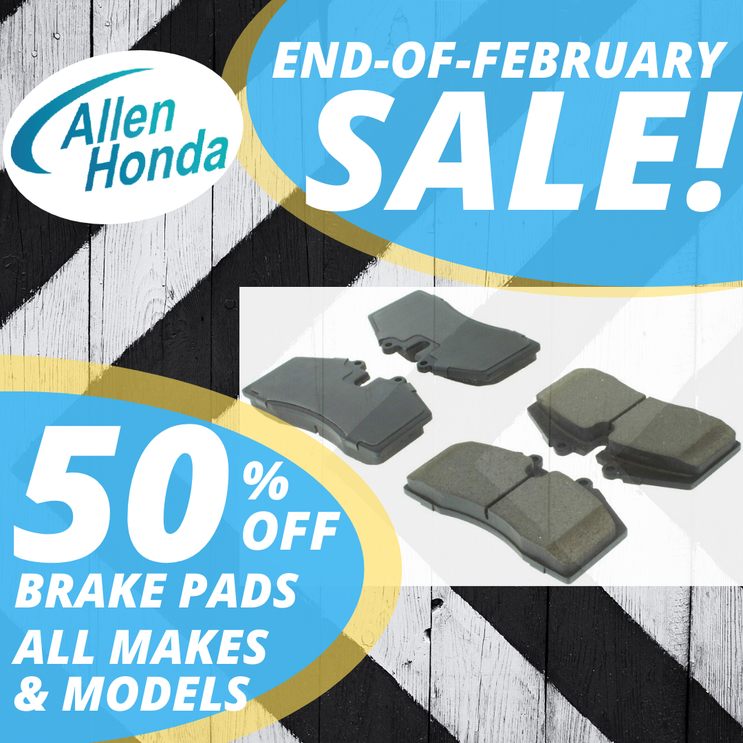 End of February Sale!