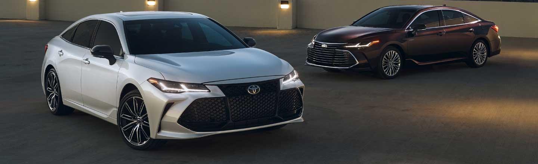 2020 Toyota Avalon   Vann York Toyota